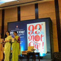 Launch of Sujata Kelkar Shetty's 99 Not Out